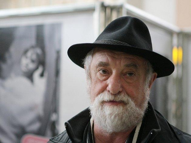 Fotograf Jindřich Štreit.