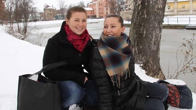 Sokolský ostrov v Českých Budějovicích 26. března 2013.