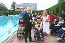 Strakonický kemp je příležitostí nejen ke sportování, ale i k navazování nových přátelství