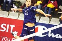 Odchovanec Českých Budějovic Jiří Novák dotáhl poosmé Paris Volley k titulu.