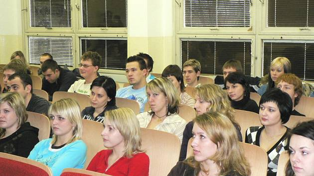 Studenti VŠTE se bojí o svoji budoucnost