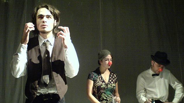 Snímek z představení, které se v rámci Budějcké Thálie odehraje v sobotu večer.