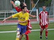 Fotbalisté Slavoje Temelín doma s Kardašovou Řečicí (2:3) marně sahali po bodu.