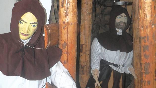Mezi muzea, která zřizují obce, patří také například Hornické muzeum v Rudolfově.