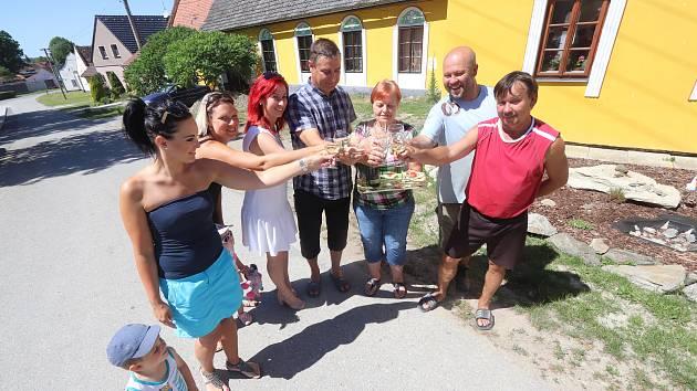 Jihočeská vesnice roku 2017 Pištín na českobudějovicku.