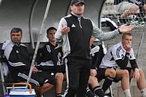 Trenér Pavol Švantner byl s výkonem i výsledkem svého týmu v zápase s Opavou spokojen.