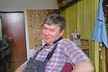 František Mareš, údržbář z Úsilného.
