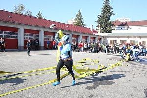 Dobrovolní hasiči útočili na vítězství v okresním finále