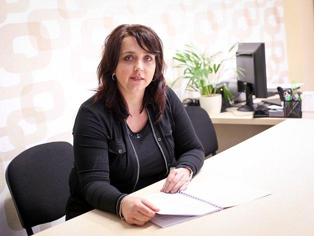 Ředitelka MěXus Sezimovo Ústí Romana Krůčková. Zaměstnanci proti ní sepsali stížnost radním, ta skončila odchodem pěti z nich.