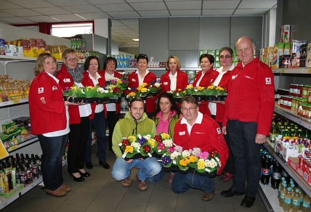 KValentýnu dostali darem květiny.