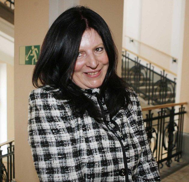 Marie Unterluggauerová.