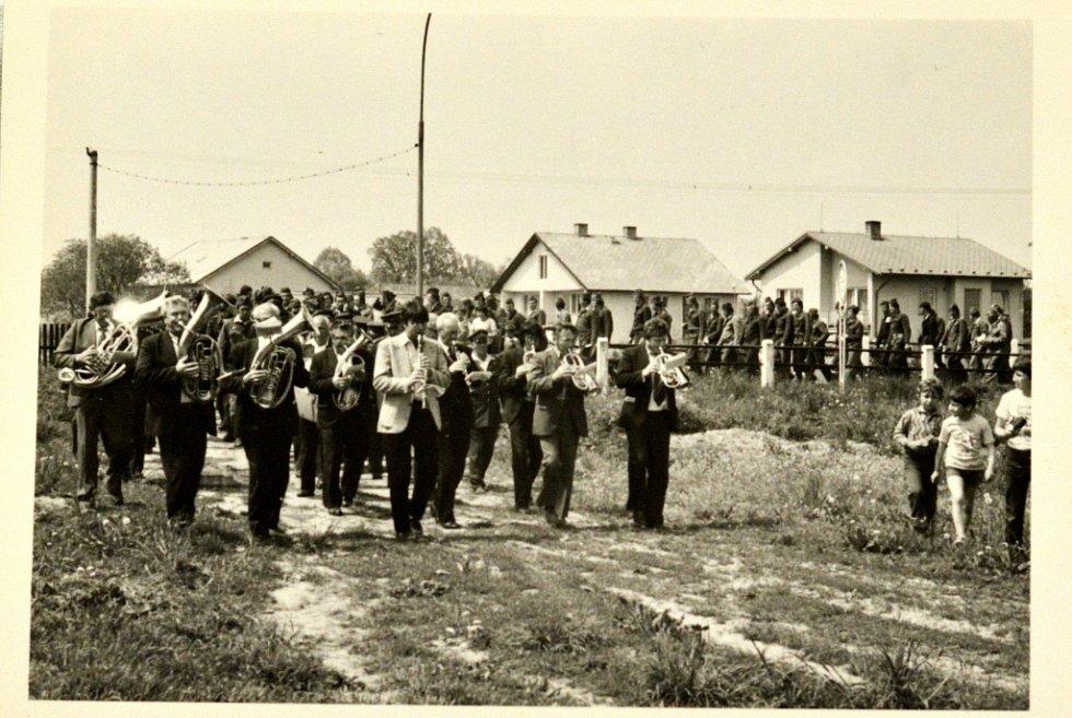 Nejstarší jihočeská dechovka Babouci oslavila 18. ledna raritu – hasičům v Čejkovicích na Českobudějovicku hraje od roku 1924.