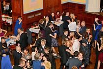 Na Městský ples pozvali v pátek všechny tanečníky Vltavotýnští.