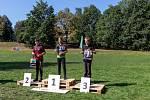 Discgolf v Českých Budějovicích, hrál se významný turnaj