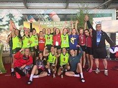 Tým z SK Hlincovka přivezl Klagenfurtu dvě medaile