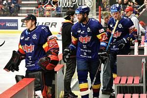Hokejisté Motoru prohráli s Třincem.