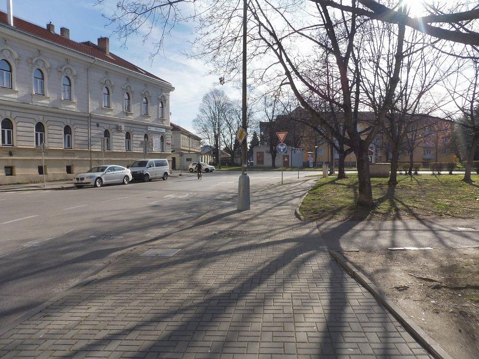 České Budějovice - jak vypadá město v karanténě.