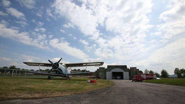 V Plané u Budějovic bude zahájena druhá etapa modernizace letiště.