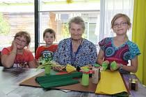 Symbioza - pacienti a děti.