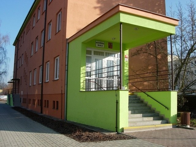 Mateřská škola E. Pittera.