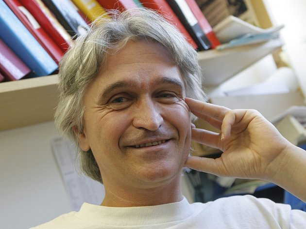 Parazitolog Julius Lukeš.