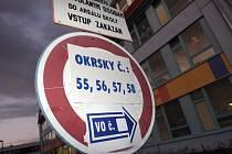 Volby v Českých Budějovicích,v základní škole na sídlišti Máj.