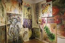 Výstavy v Galerii Mariánská