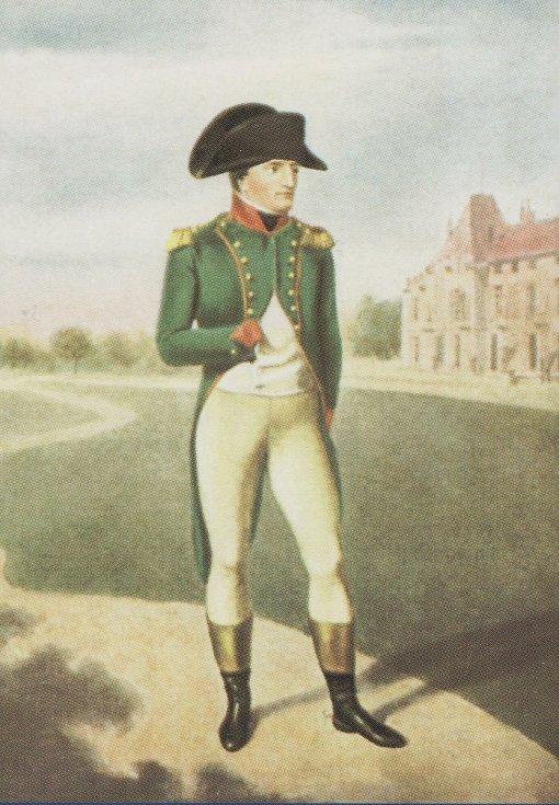 Napoleon I., císař Francie (Jean-Baptiste Isabey 1806)