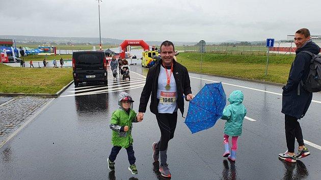 To byl sprint! Největší radost z běhu měly nejmenší děti