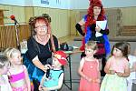 V Horní Stropnici připravili Den dětí pro malé návštěvníky a jejich doprovod.