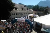 Start populárního závodu v Rakousku, na který vyrazily 4000 závodníků