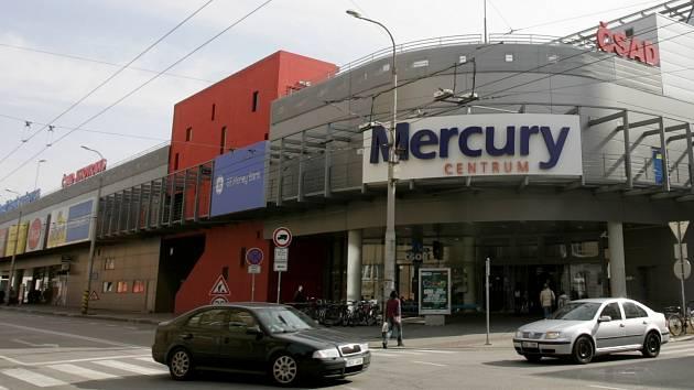 Mercury centrum. Ilustrační foto.