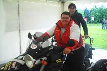 Jana Fesslová se chystá alespoń zčásti přesednout z vozíku na motorku.