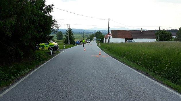 Tragické nehody na jihu Čech v úterý 29. května