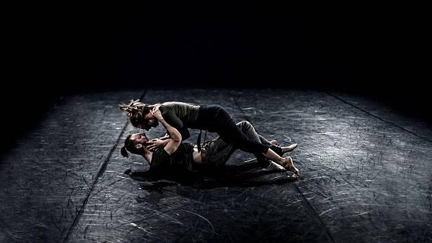 Moderní tanec. Ilustrační foto