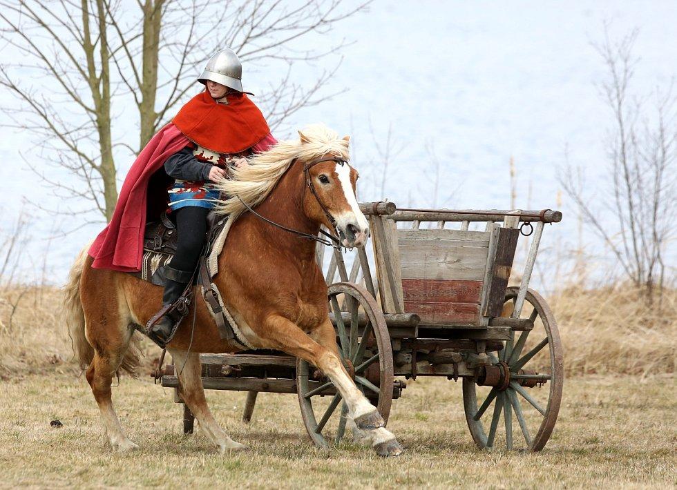 Jan Žizka v sobotu znovu dovedl husitské bojovníky k vítězství