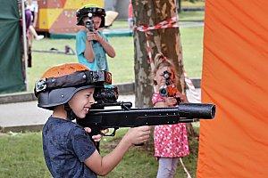 Den dětí s armádou a Baboška