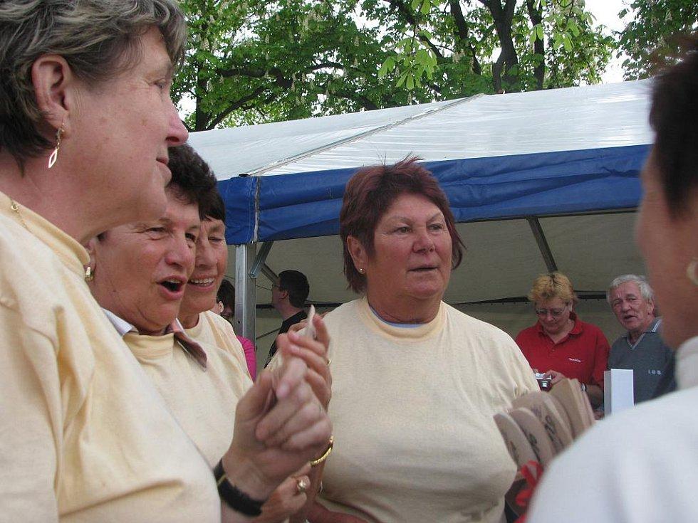 V Litvínovicích soutěžili v sobotu o titul Gulášový král. Ceny si odnesli všichni účastníci.