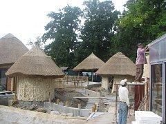 Vybudovat Afriku uprostřed Evropy není nemožné. Již brzy se o tom budou moci přesvědčit i návštěvníci Zoo Ohrada u Hluboké nad Vltavou.