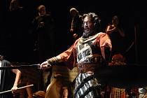 Verdiho opera Nabucco zazní 19. května v českobudějovické Budvar aréně. V hlavní roli se představí Richard Haan ze Státní opery Praha (na snímku).