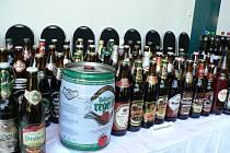 O ocenění Pivo České republiky 2009 se na českobudějovickém výstavišti utká celkem 182 vzorků.