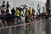 V sobotu se v Českých Budějovicích běžel maraton.