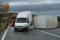 Z rakouské silnice.