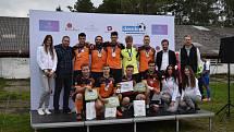 V úterý se v Českých Budějovicích uskutečnilo okresní kolo 2. ročníku Zaměstnanecké ligy Deníku. Vítězi se stali hráči z týmu VŠTE.