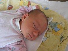 Ellen Ilko se narodila 4 minuty po poledni ve středu 19.10.2011. Porodní váha malé Ellen byla 3,50 kg. Doma v Českých Budějovicích se na ni už moc těší sestra Anetka.