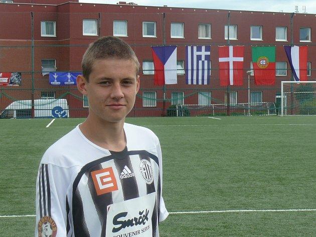 Tomáš Novák hrál v dresu Dynama proti slavným klubům