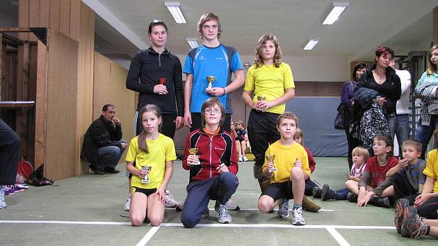 Šest atletů, kteří dostali za výkony poháry