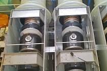Výměnu zařízení, které elektrárnu odděluje od přenosové soustavy v těchto dnech dokončili energetici v Temelíně.