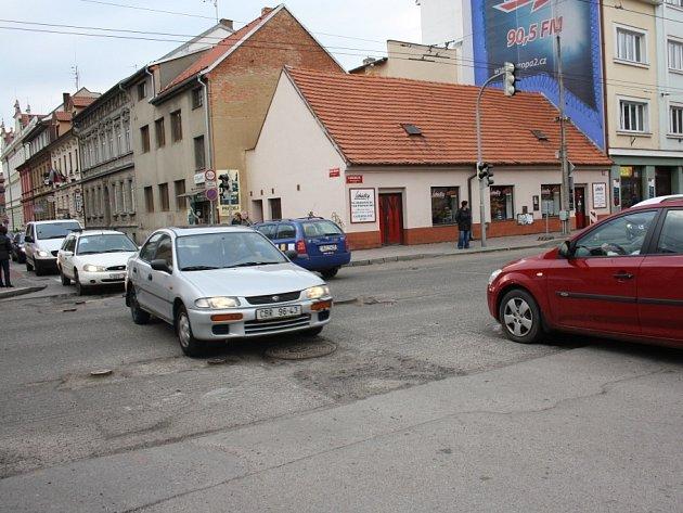Lidická ulice. Ilustrační foto.