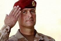 """""""Vrátili jsme se po splnění úkolů všichni živí a zdraví,"""" raduje se major Vladimír Jelínek."""